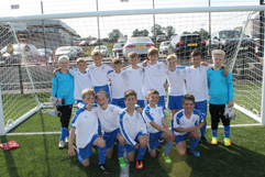 Thanet District Schools FA - Teams