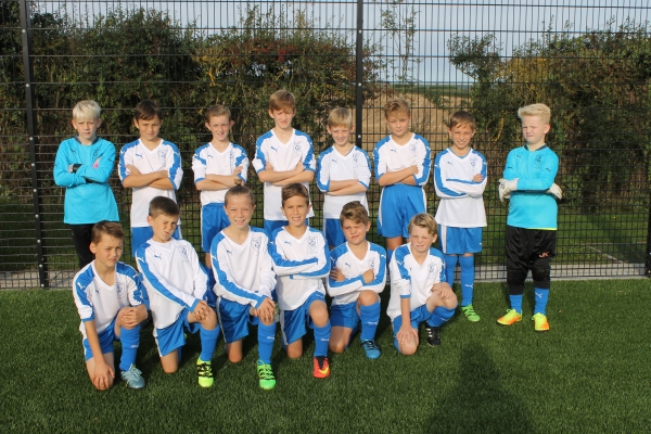 Year 6 Boys Primary Squad - Thanet District Schools FA Team